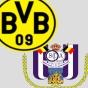 Боруссия Дортмунд – Андерлехт (анализ игры)