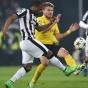 Дортмунд минимально уступает в Турине…
