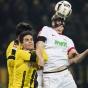 BVB не дожимает Аугсбург и потеряет 2 пункта…