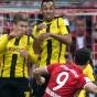 Дортмунд крупно уступает в Мюнхене…