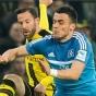 Дортмунд не без труда обыграл Гамбург!