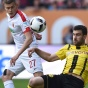 Дортмунд снова не побеждает Аугсбург