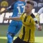 Дортмунд побеждает и обходит Хоффенхайм!