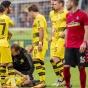 Дортмунд не смог найти подход к Фрайбургу…