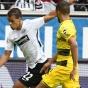 BVB растеряла преимущество во Франкфурте…