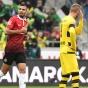 Дортмунд разбит новичком в Ганновере…