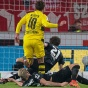 Дортмунд в Штутгарте был обыгран новичком…