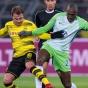 Дортмунд не сумел дожать упёртый Вольфсбург