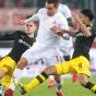 Дортмунд с большим трудом одолел неуступчивый Кёльн!