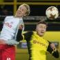 Дортмунд провалил первую игру с Зальцбургом…