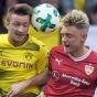 Дортмунд уверенно взял реванш у Штутгарта!