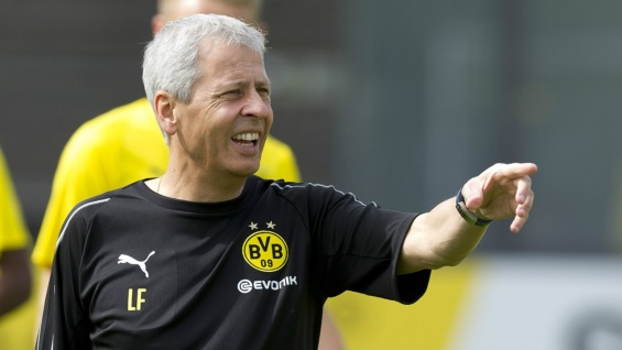 Боруссия дортмунд тренер