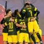 Исторически первая победа Дортмунда в Лейпциге!
