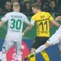 Дортмунд покидает Кубок Германии на стадии 1/8…