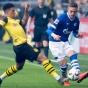 Дортмунд сгорел синим пламенем в игре с Шальке…