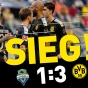 Дортмунд расправился с командой из США!