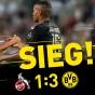 Дортмунд с трудом вырвал три пункта в Кёльне!
