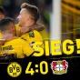 Дортмунд в игре вторым номером разбил Байер!