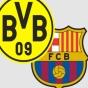 Боруссия Дортмунд – Барселона (анонс игры)