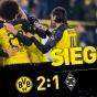 Дортмунд прополз Гладбах в Кубке Германии!