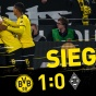 Дортмунд выжал из Гладбаха тяжелейшую победу!