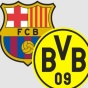 Барселона – Боруссия Дортмунд (анонс игры)
