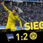 Дортмунд выстрадал победу в Берлине над Гертой!