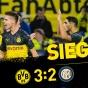 Дортмунд за 45 минут победил Интер, уйдя с 0-2!!!
