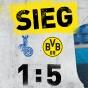 BVB: разгром Дуйсбурга / поражение от Фейеноорда