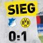 Дортмунд минимально переиграл Хоффенхайм!