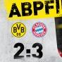 Дортмунд опять уступил дома Баварии…