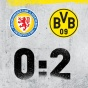Дортмунд не без труда прошёл Брауншвейг!