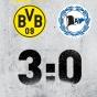 Дортмунд вторым таймом дожал Арминию!