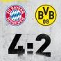 Дортмунд не выстоял в Мюнхене несколько минут…