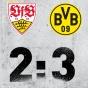 Триллер в Штутгарте закончился в пользу Дортмунда!