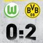 Дортмунд увозит 3 пункта из Вольфсбурга!