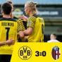 Дортмунд эффектно обыграл Болонью!