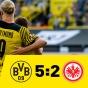Дортмунд уничтожил в родных стенах Франкфурт!