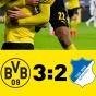 Дортмунд в триллере перестрелял Хоффенхайм!