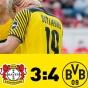 Дортмунд перестрелял Байер в Леверкузене!
