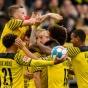 Как Дортмунд вторым таймом дожал Аугсбург!